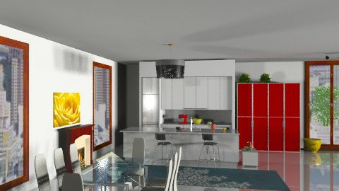 Kitchen - Glamour - Kitchen  - by Gidion