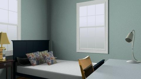 Dayton - Retro - Bedroom  - by melanie518