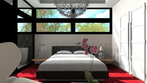 Bob Master Bedroom - Modern - Bedroom  - by 3rdfloor