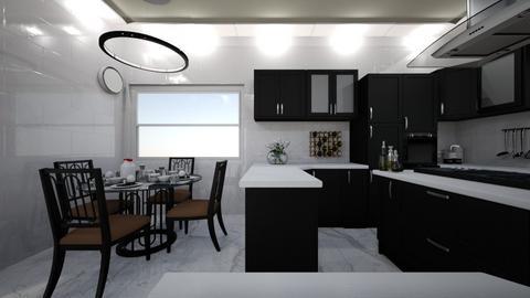 cozinha da alice  - Kitchen  - by biiamartiins