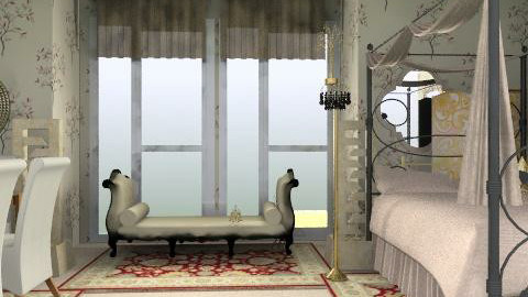 yello8 - Classic - Bedroom  - by asifgoldpk