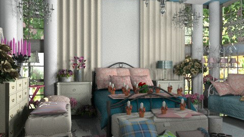Just another room - Modern - Bedroom - by Your well wisher