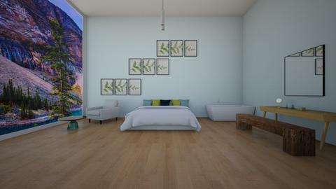 Bedroom - Bedroom  - by selen92
