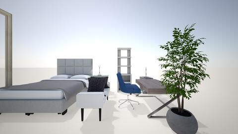 Aakash - Living room  - by Aakash Ahlawat