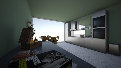 2 - Dining room - by iona durbin