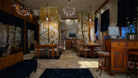 blossom PR - Vintage - Kitchen  - by starsector