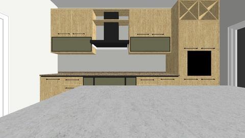 Kitchen diner JandJ 31May - Kitchen - by Shep112