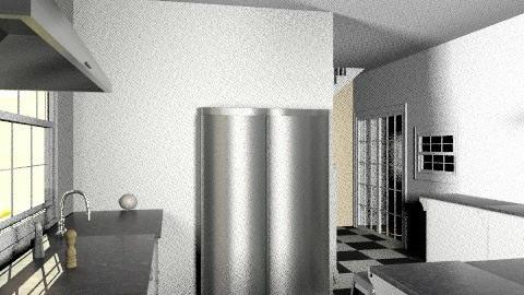 Hagen 19_6 - Country - Kitchen  - by fruaman