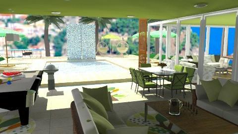 summer - Modern - Garden  - by lamzoi