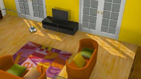 Room Mario - Dining Room  - by lancasterferrer