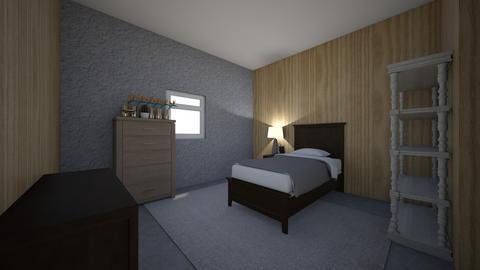 My Room - Bedroom - by demers1143