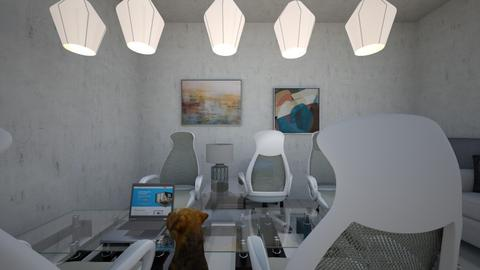 fg - Modern - Office  - by dante gabriel santoyo eudave