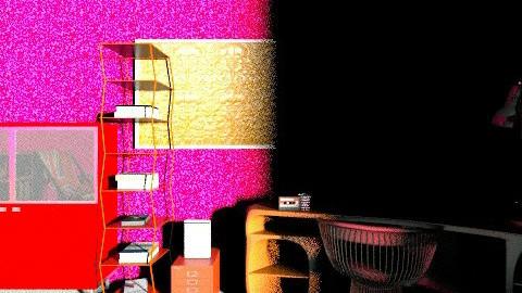Comedor verde - Living room - by emesss