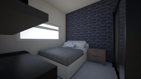 final room 6 - Bedroom - by ishan1