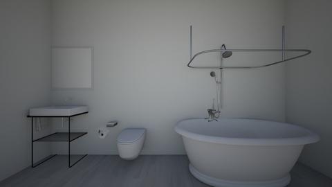 bathroom - Classic - Bathroom  - by Sophia2011