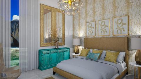 Bedroom Dresser Option 1 - by Fofinha