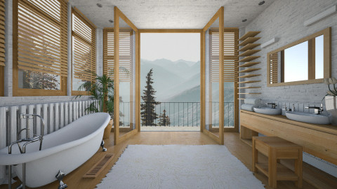 Bathroom - Bathroom  - by Ivana J