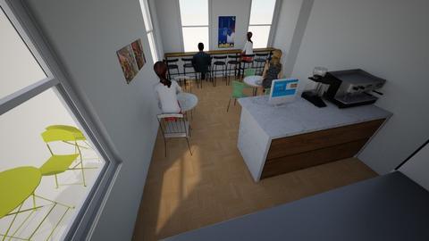 Kerkstraat - Office  - by crklp