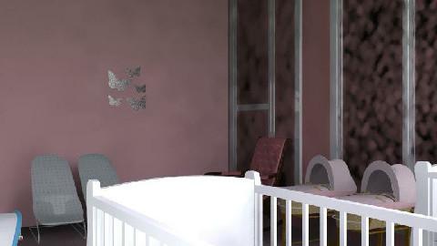 Babies Room - Bedroom - by AliceJayeSykes