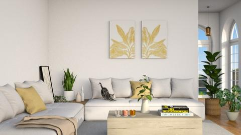 L I V - Living room  - by eymuuuch