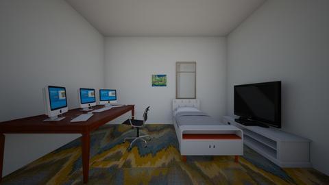 my dream bedroom - Classic - Bedroom  - by Testie TV