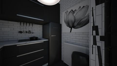 stan1 - Kitchen  - by MihaelK