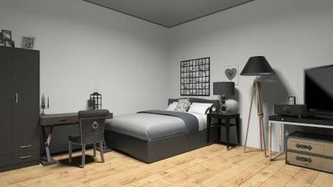 my crib - Bedroom - by ellielou02
