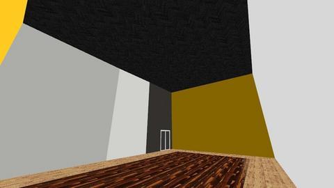 Lockerroom - Masculine - Bathroom  - by MJP_813