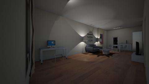 Bubua - Living room  - by Boobooa