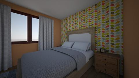 Haloszoba_Pable__ - Bedroom  - by Pable