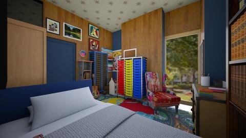 dream room - Bedroom - by ilikalle