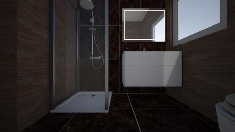 lazienka parter - Bathroom  - by tunia1112