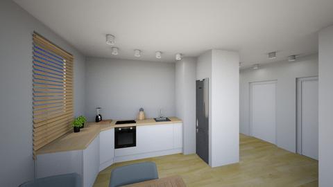 Lodowka 1 - Living room - by KatarzynaLaszczyk