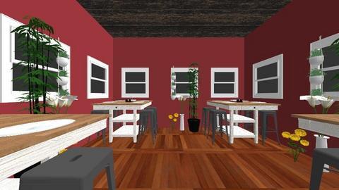 PIzza place - Modern - by Ella1108