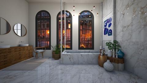 new bath - Bathroom - by regenboogdwerg