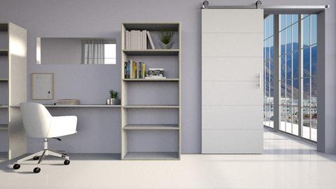 s i m p l e_o f f i c e   - Minimal - Office  - by kitacat