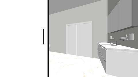 bathroom - Modern - Bathroom  - by Carolinellen