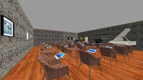 Alissa classroom - Minimal - Office  - by Alissa Ravelo