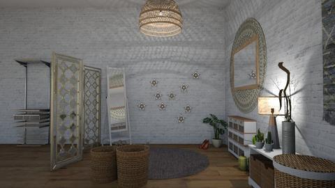 4 Boho Bedroom - Bedroom - by BFactor