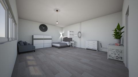 my bedroom - Bedroom - by raffaelari