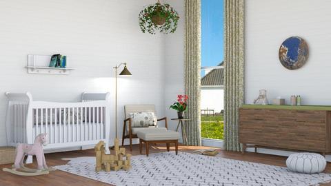Baby Nursery - Kids room  - by lovedsign