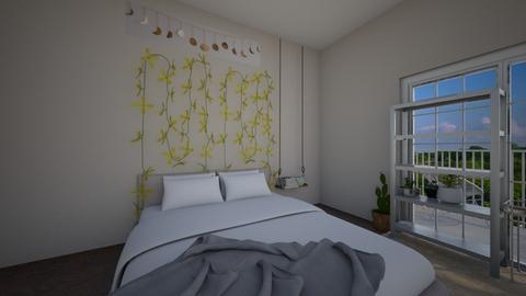 plant room - Bedroom  - by MillieBB_fan