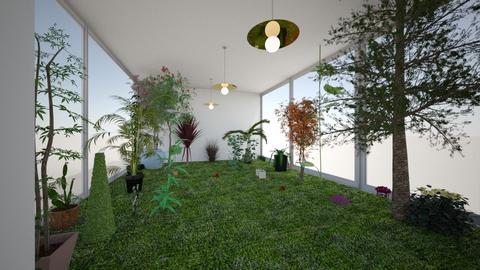 garden - Garden - by Viktoria Kubalova