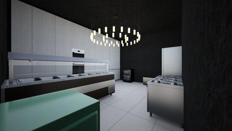 Kitchen - Modern - Kitchen - by jasminecalloway
