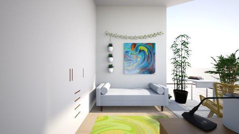 quartosonhoseloisa - Modern - Bedroom  - by eloisaaa