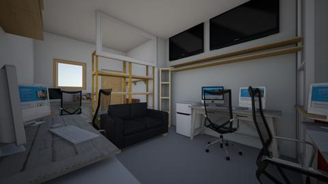 With Partition A - Office  - by ChamCham