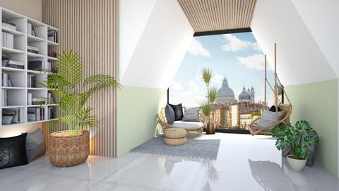 Myra - Living room  - by Meghan White