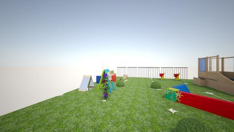 3 Toddler Outdoor area - Garden - by AGFVMKMGCMAVCDDAJWVMHRYQGYHMCEM
