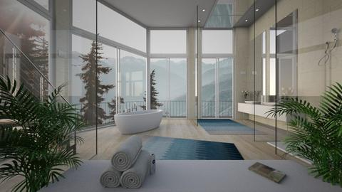 Luxury Bathroom - Modern - Bathroom  - by Designer 10