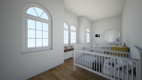 chambre pour deux enfant - Classic - Kids room  - by Carole Fontaine